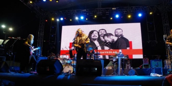 Türkiye MotoFest Konserleri Necati ve Saykolar ile başladı