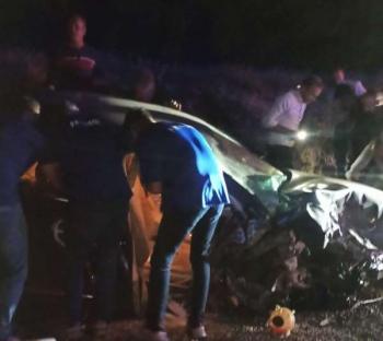 Van'da zincirleme kaza: 10 yaralı