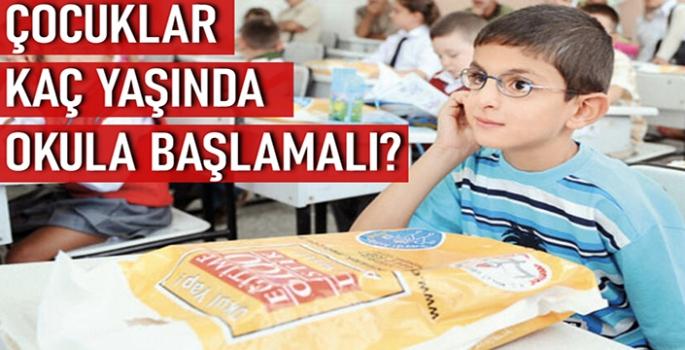 Okul öncesi eğitim, kaç yaşında başlamalı?