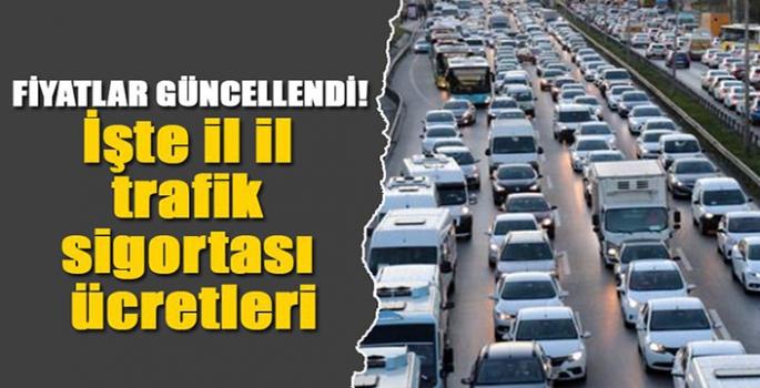 Trafik sigortası fiyatları güncellendi!