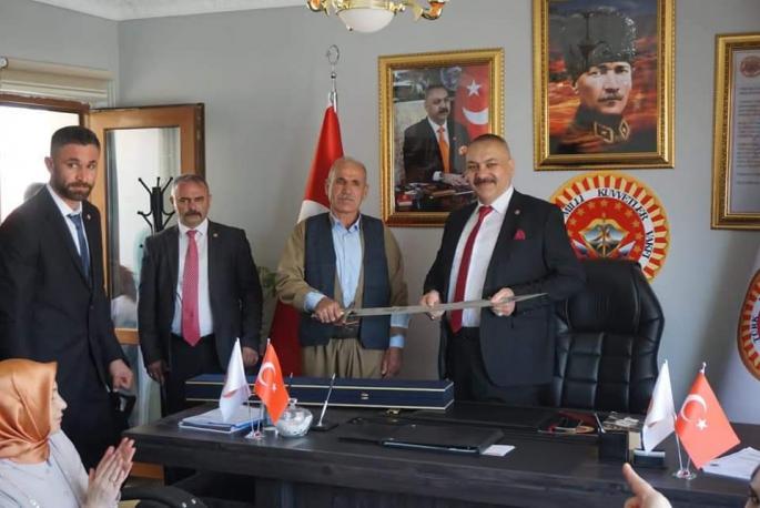 Türk Milli Kuvvetler Vakfı diriliş ve yüceliş yolunda Genel Başkanımız Sayın Fatih ŞİMGA önderliğinde büyük bir adım attı.