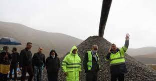 DSİ 8. Bölge Müdürü Yavuz Turnaçayırı barajında incelemede bulundu